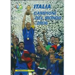 2006 FOLDER ITALIA CAMPIONI DEL MONDO MF24769