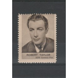 1938 ROBERT TAYLOR  RARO ERINNOFILO CINEMA  ANNO XVII MF19638