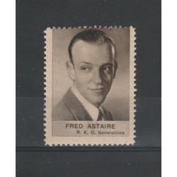1938 FRED ASTAIRE   RARO ERINNOFILO CINEMA  ANNO XVII MF19635