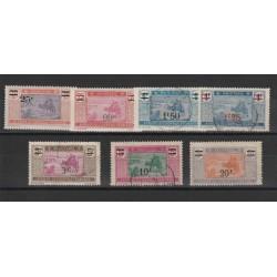 MAURITANIE MAURITANIA 1924-27 MEHARISTA 7 VAL MISTI  MF19715