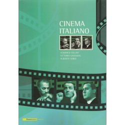 2010 ITALIA REPUBBLICA FOLDER  CINEMA ITALIANO  MF19773