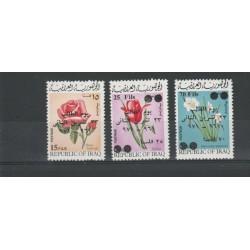 1971  IRAQ GIORNATA DELLO STUDENTE 3 VAL MNH MF50114