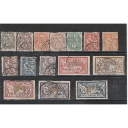 ALESSANDRIA  1922  TIPOGRAFICI 1 5 VAL USATI MF50308