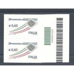 2009 ITALIA CODICE A BARRE...
