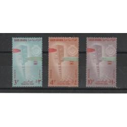 ARABIA SAUDITA 1969 TRAFFICO  YVERT N 312-314 -  3V MNH MF50546