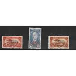 19424  GRAND LIBANO FILOSOFI  3 VAL MNH  MF50619