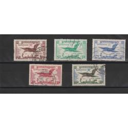 1957 CAMBOGIA UCCELLO IN VOLO  5 VAL USATI MF50652