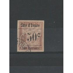 COTE D IVOIRE 1903  PACCHI POSTALI  1  VAL USATO MF50810