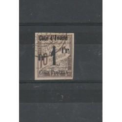 COTE D IVOIRE 1939  RIVOLUZIONE FRANCESE  1 VAL  USATO  MF 50809