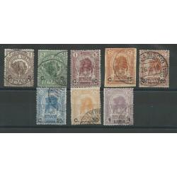 1906-07 SOMALIA SERIE DEF...