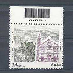 2008 ITALIA CODICE A BARRE...