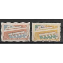 1959 VIETNAM DEL NORD  DIGA DI XUAN - QUAN 2  VAL  MLH MF51026