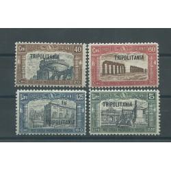 1927 TRIPOLITANIA SERIE...