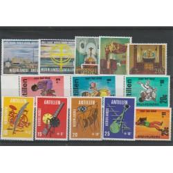 ANTILLE OLANDESI ANNO 1970 NEDERLANDSE  13VAL NUOVI MNH  MF51144