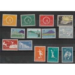 ANTILLE OLANDESI  ANNO 1957 NEDERLANDSE  13 VAL NUOVI MNH  MF51178