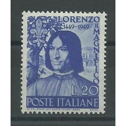 1949 ITALIA REPUBBLICA 5...