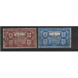 1939  IRLANDA COSTITUZIONE USA  2 VALORI USATI MF51497