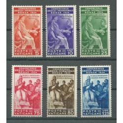 1935 VATICANO CONGRESSO...