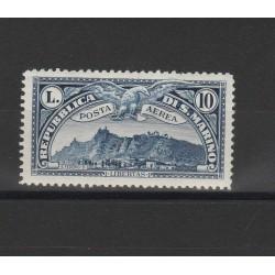 1931 SAN MARINO PA VEDUTA S MARINO 1 VAL  MLH MF51784