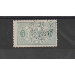 1851874/86  SVEZIA SERVIZIO  N 1B  - 1 V USATO   MF51857