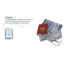 MASTER PHIL 20 INSERTI A 4 TASCHE PER PUZZLE KINDER Art. 99/P