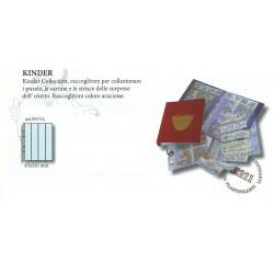 MASTER PHIL 20 INSERTI A 4 TASCHE VERTICALI PER STRISCE KINDER Art. 99/V4
