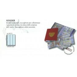 MASTER PHIL 20 INSERTI A 3 TASCHE ERTICALI PER STRISCE KINDER Art. 99/V3