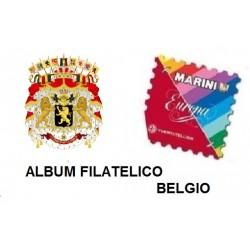 BELGIO 1951 / 1962 ALBUM...