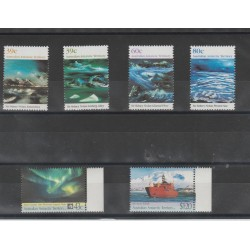 1989-91  ANTARTARTICO AUSTRALIANO  ANNATE  6 VAL MF52043