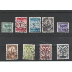 1933 UNGHERIA  SOGGETTI VARI  9 VAL  USATI  MF52024