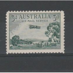 1929 AUSTRALIA  AEREO IN VOLO 1 VAL MNH MF51926