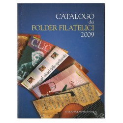 BOLAFFI CATALOGO 2009 FOLDER FILATELICI ITALIANI MF6266