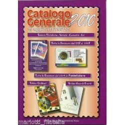 CATALOGO GENERALE 2010 FOLDER E TESSERE FILATELICHE MF4506