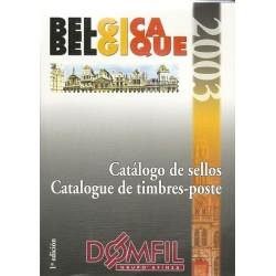 DOMFIL 2003 CATALOGO BELGIO 1 EDIZIONE MF4509