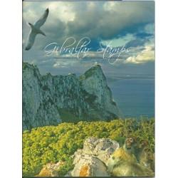 2006 GIBILTERRA GIBRALTAR LIBRO POSTALE COMPLETO COME DA EMISSIONE  MF26257