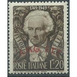 1949 TRIESTE A 2 CENTENARIO...