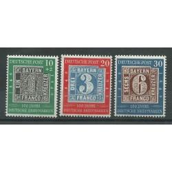 1949 GERMANIA FEDERALE  CENTENARIO FRANCOBOLLO 3  VAL NUOVO MNH MF17708