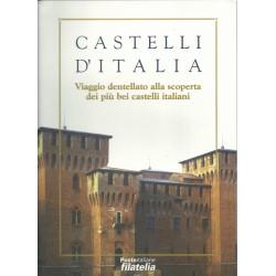 2000 REPUBBLICA ITALIANA FOLDER CASTELLI D'ITALIA MF27056