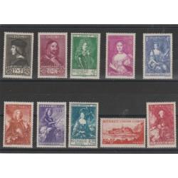 1939 MONACO BENEFICENZA  10 VAL NUOVI  MNH  MF52903