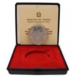 1990 REPUBBLICA ITALIANA L 500 PRESIDENZA ITALIANA CEE FDC CONF ZECCA MF23813