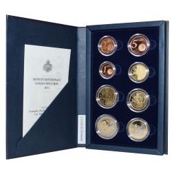 2011 SAN MARINO DIVISIONALE EURO 8 MONETE PROOF IN CONFEZIONE MF26767