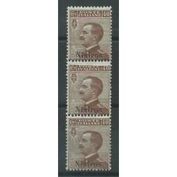 1912 ISOLE EGEO NISIROS FRANCOBOLLI D ITALIA 7 VALORI MNH MF15061