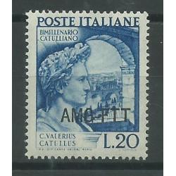 1949 TRIESTE A BIMILLENARIO...