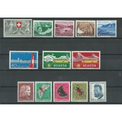 1953 SVIZZERA STZERLAND...