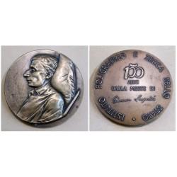 MEDAGLIA - 150 ANNIVERSARIO MORTE DI LEOPARDI - 1837/1987 - ZECCA DELLO STATO - MF41066