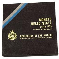 1974 SAN MARINO DIVISIONALE...