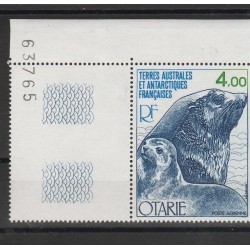 1978 TAAF TER ANTARTICO FRANCESE  OTARIE  1 VAL  MNH MF53275