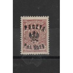 1918 POLONIA  POLSKA  CORPO POLACCO 1 VAL MLH  MF53351