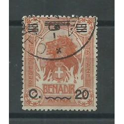 1916 SOMALIA SERIE DEF...