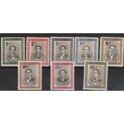 1952 CUBA STUDENTI FUCILATI I  8 VAL MNH  MF53501